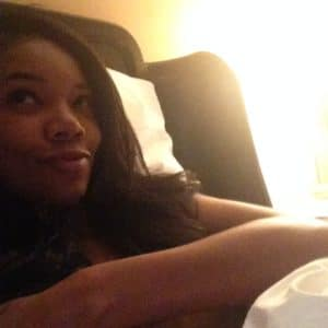 icloud leaked pic of actress gabrielle union in bed topless