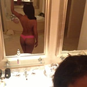 gorgeous booty of actress gabrielle union in fappening pic