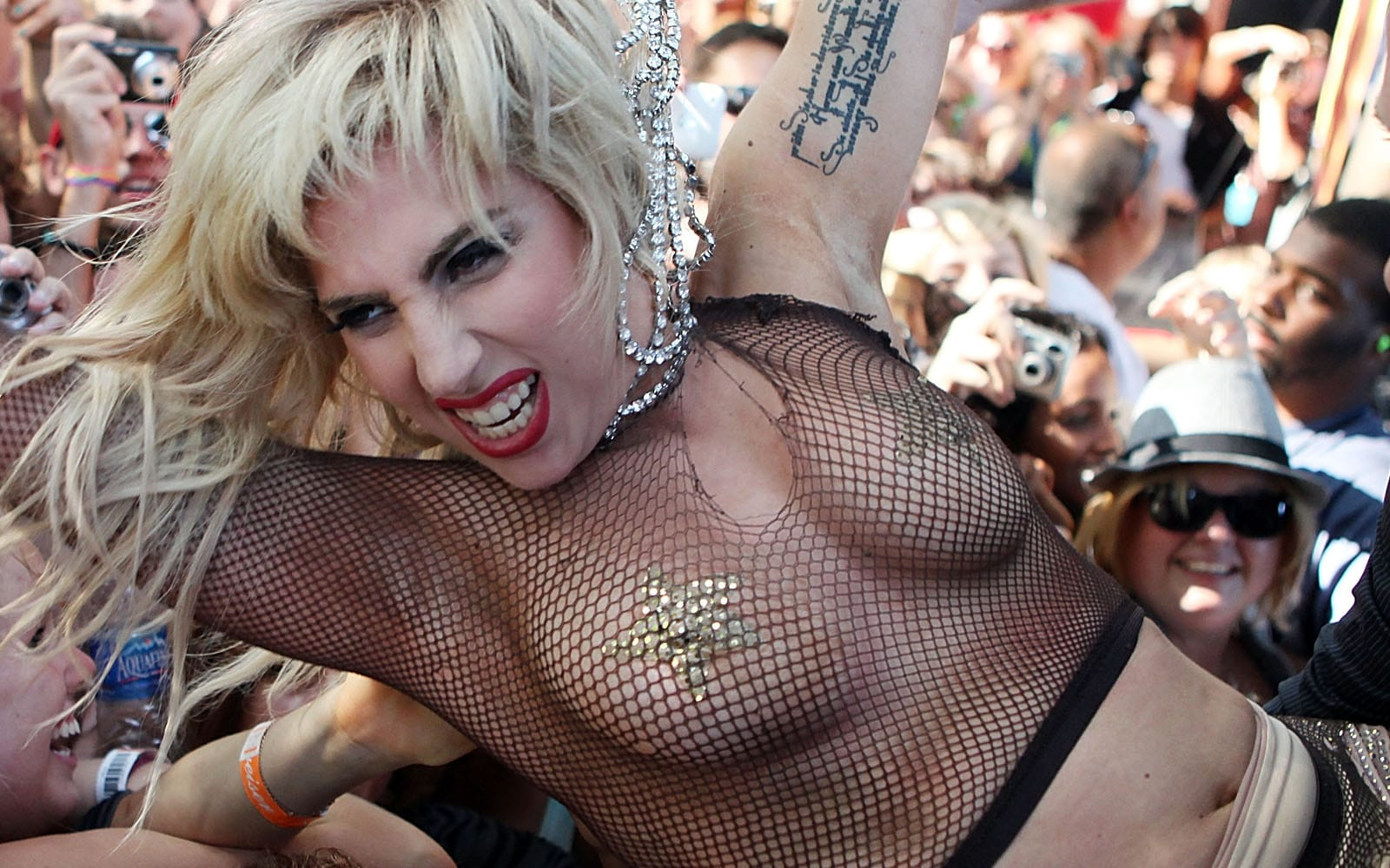 Lady gaga hot nude sex