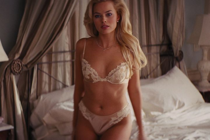 Margot Robbie Nude Naked