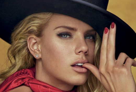 Featured image of charlotte mckinney modeling for gq magazine with finger in her mouth