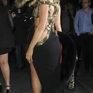 Paris Hilton looking like a MILF