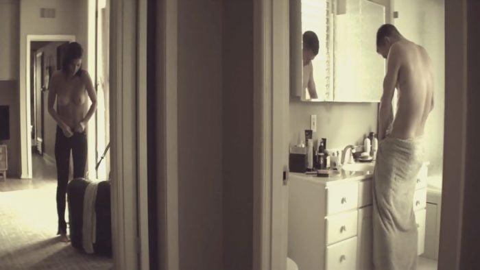Magic Mike movie scene with Channing Tatum and Olivia Munn