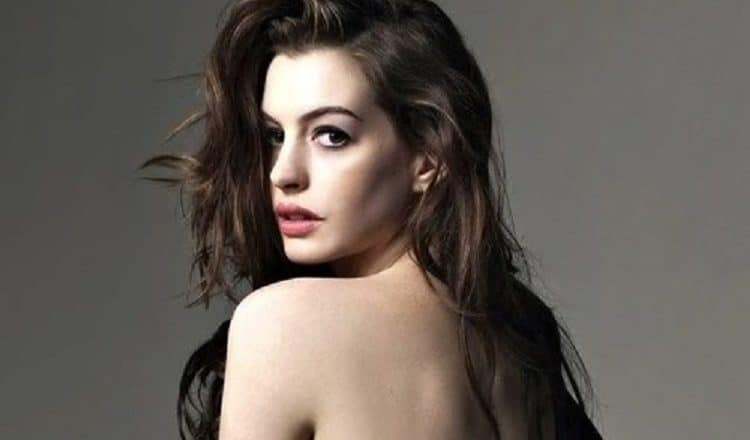 Hathaway topless anne 23 Hot