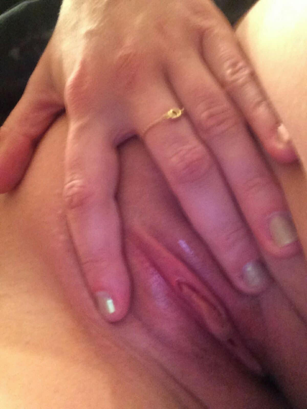 AJ Michalka grabbing pussy