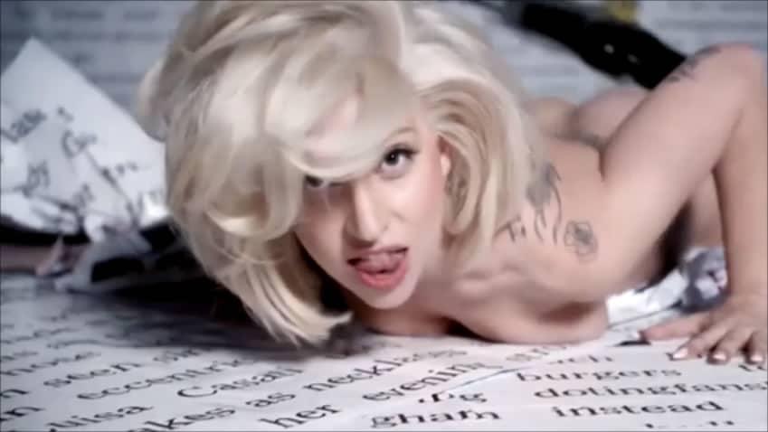 Lady gaga leaked sex tape erotic pics