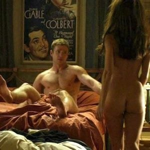 Mila Kunis bare ass in Friends With Benefits movie