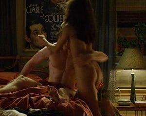Mila Kunis showing her ass in movie scene