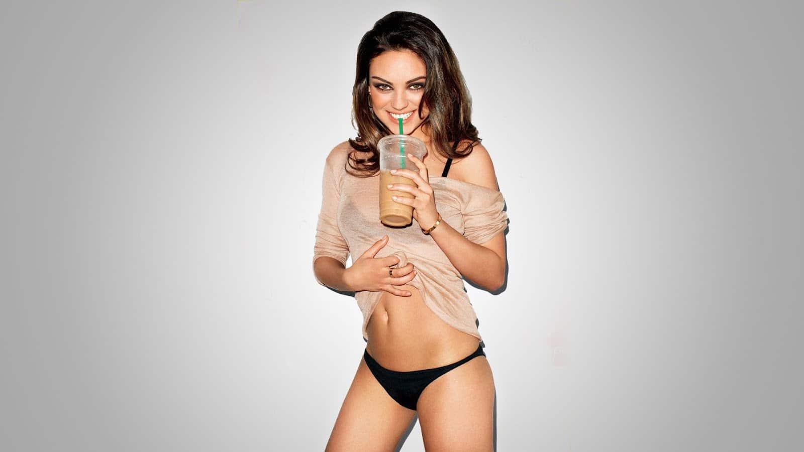 Mila Kunis nude pic