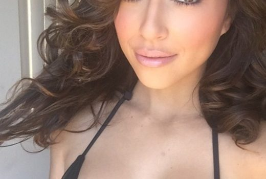 Tianna Gregory looking fine