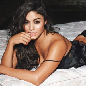 Vanessa Hudgens lingerie