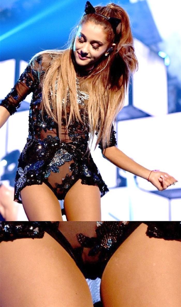 Ariana Grande vagina