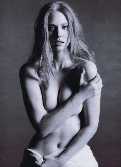 Deborah ann woll naked celebrity