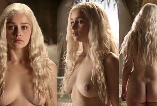 Emilia Clarke nudes