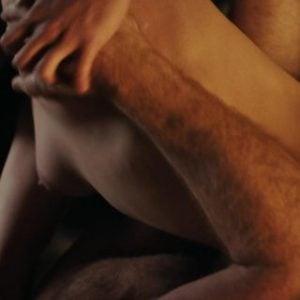 Emilia Clarke sex scene in a Voice from the Stone