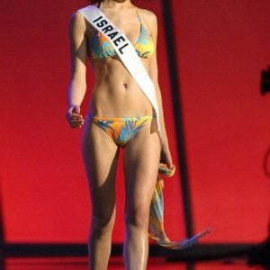 Gal Gadot during pageant show
