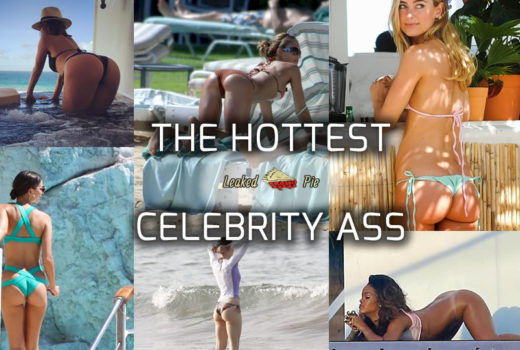 The Hottest Celebrity Ass from LeakedPie
