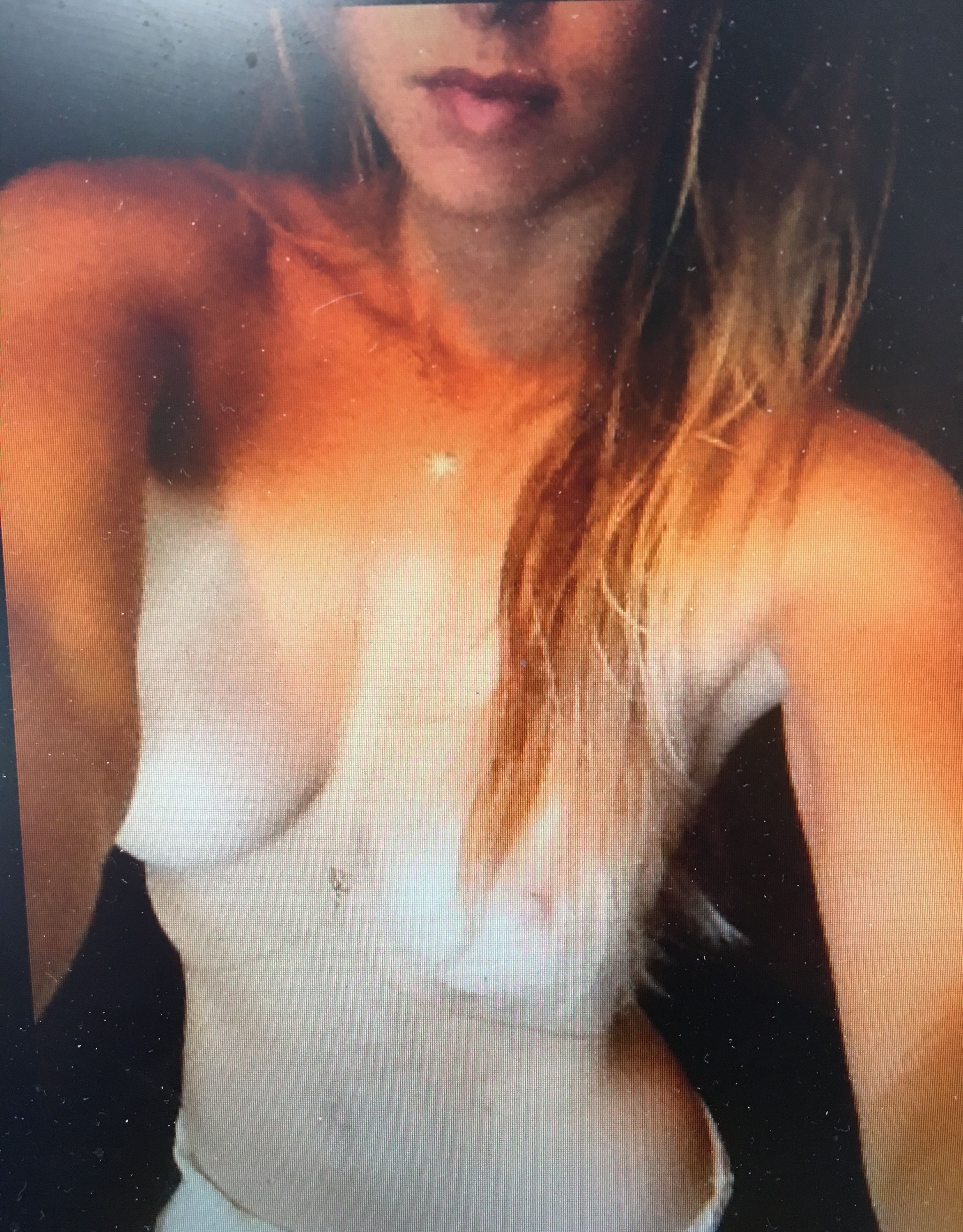 Whitney Port close up of tits