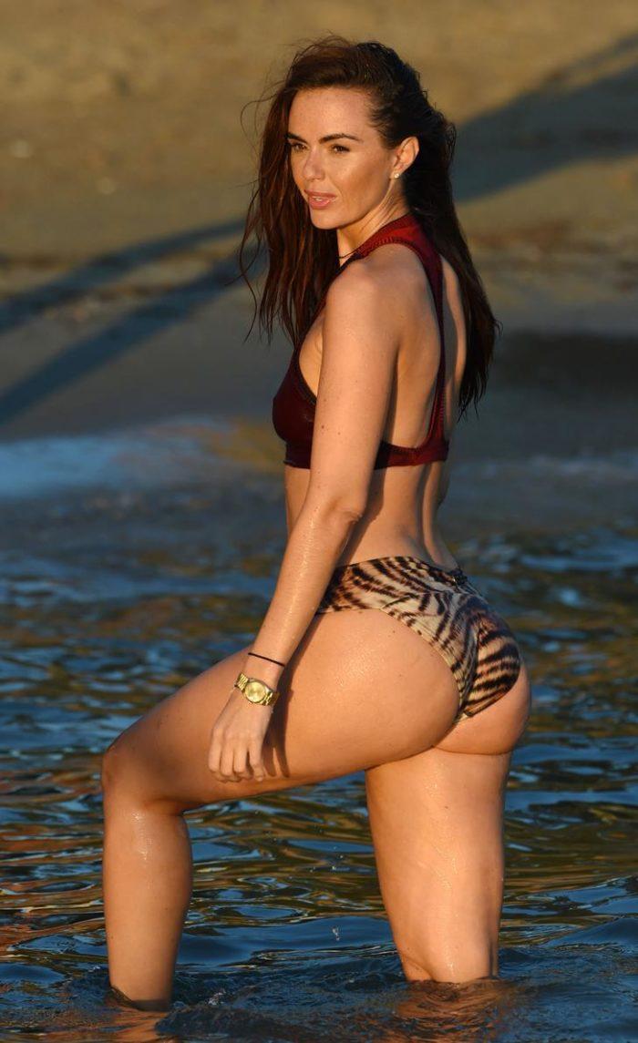 Jennifer Metcalfe  nackt