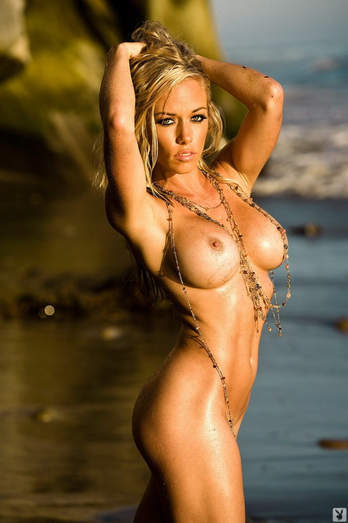 Kendra nude in Playboy