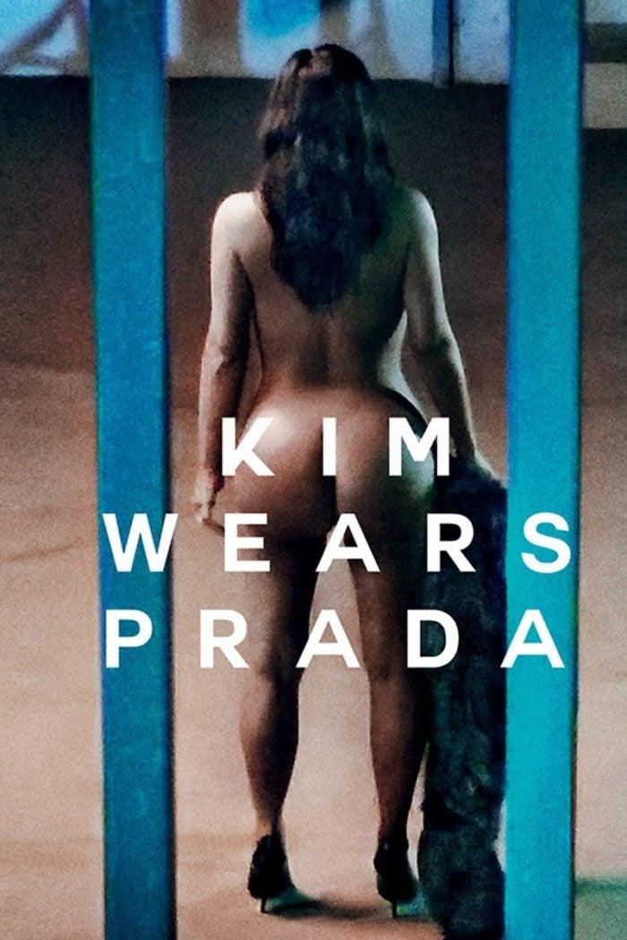 Kim Kardashian love magazine ass pic