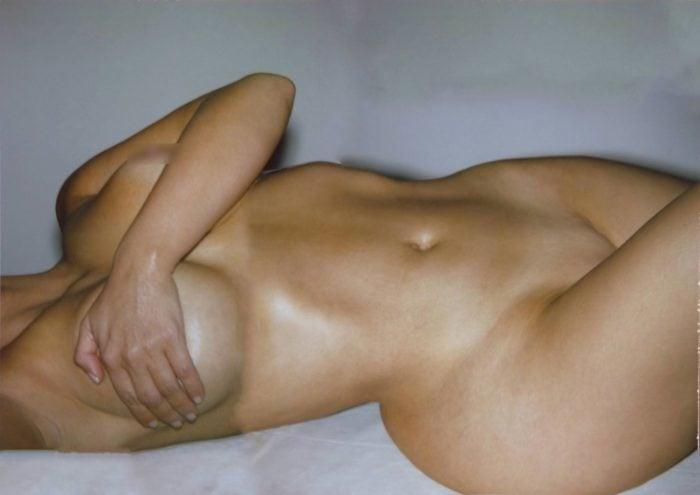 Kim Kardashian naked pic