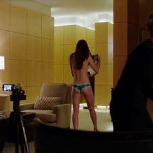 Melissa Benoist Homeland naked scene