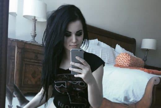 Hot black cam girl