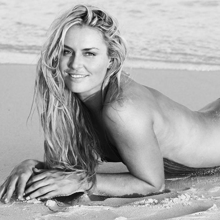 Lindsey Vonn topless