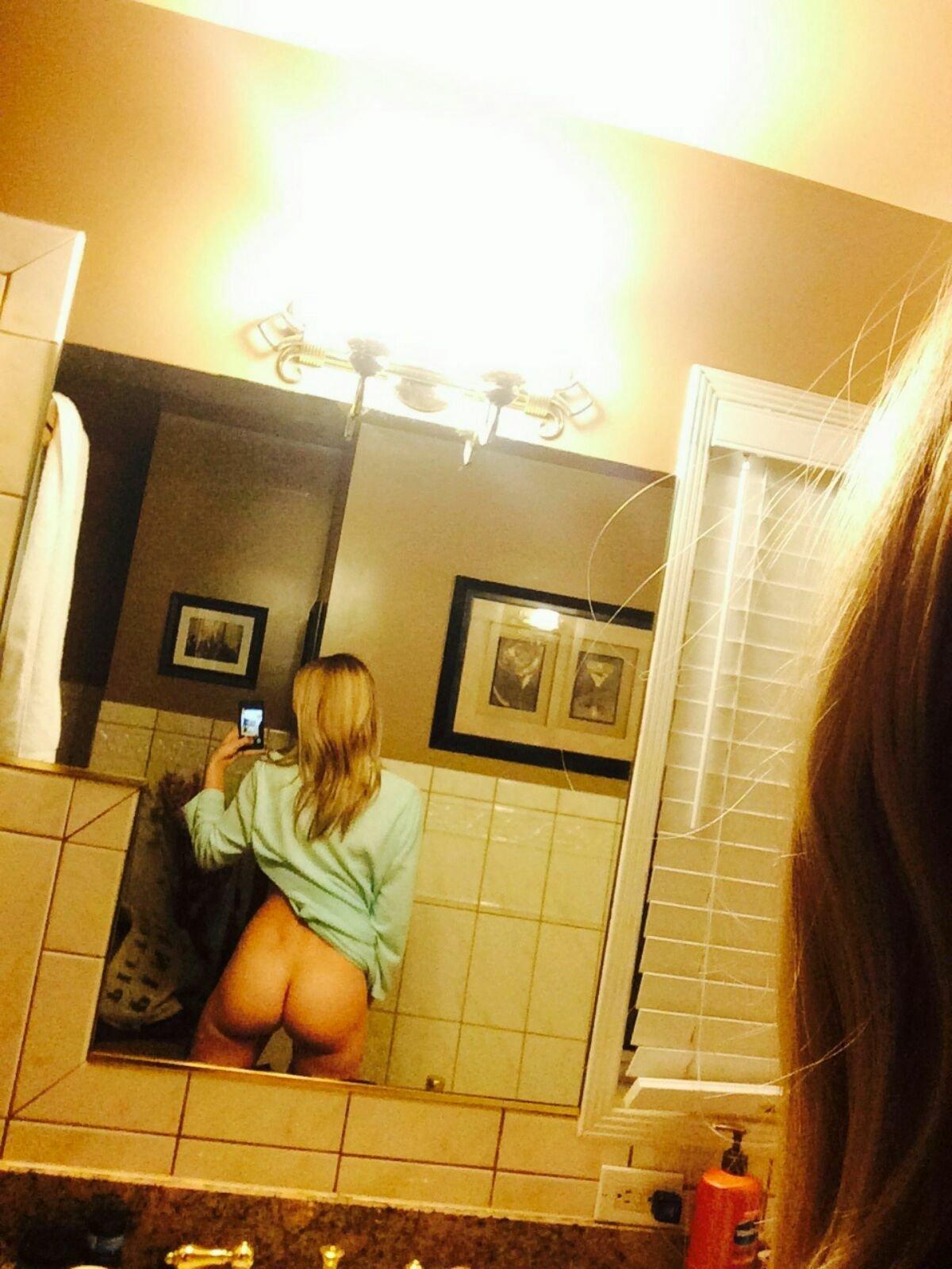 AJ Michalka nice tits