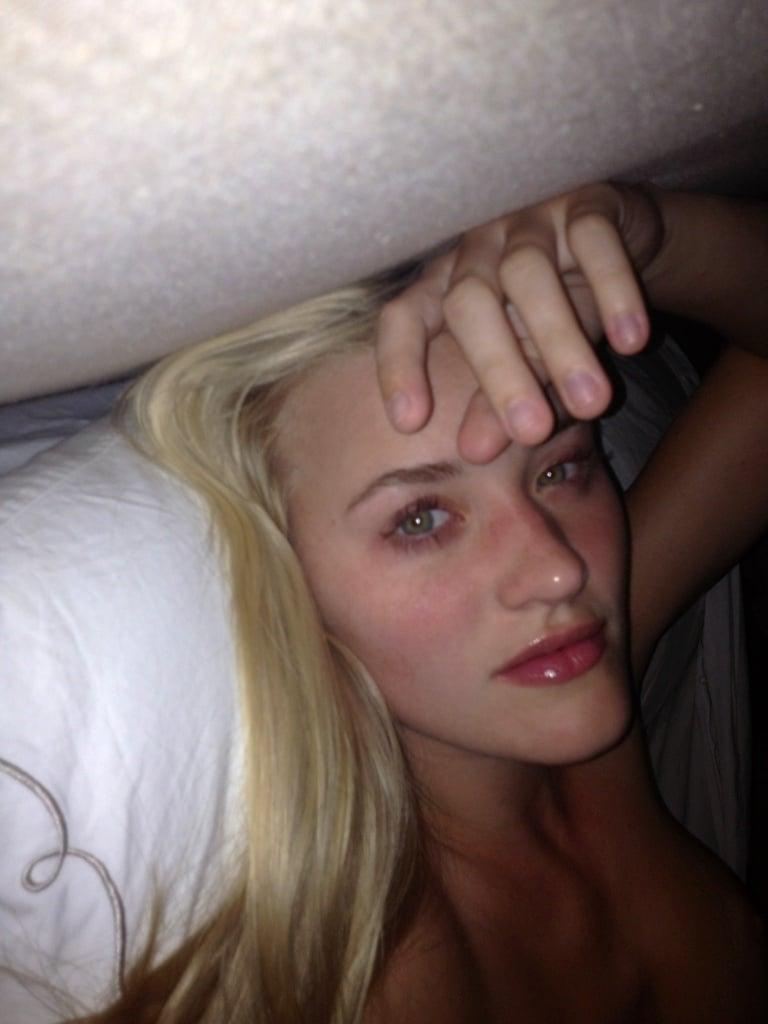 AJ Michalka vagina pic