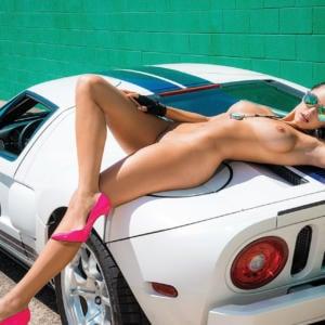 Alyssa Arce Ford GT