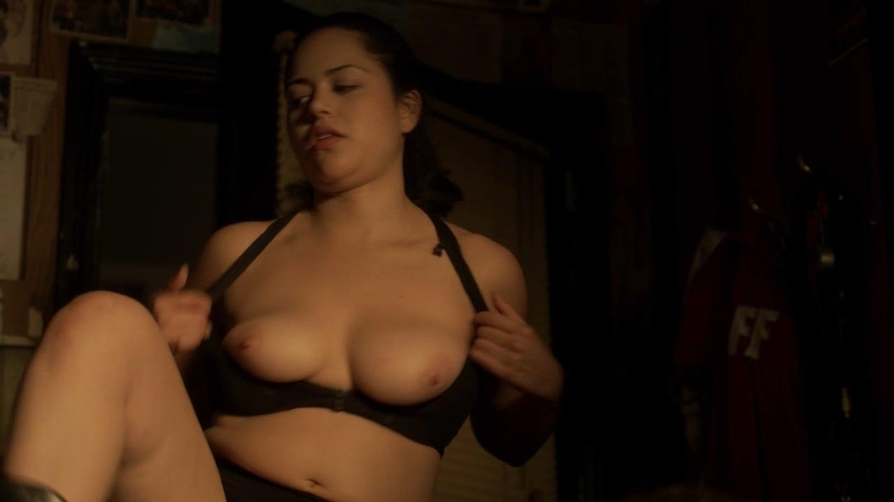 Alyssa Diaz leaked nude