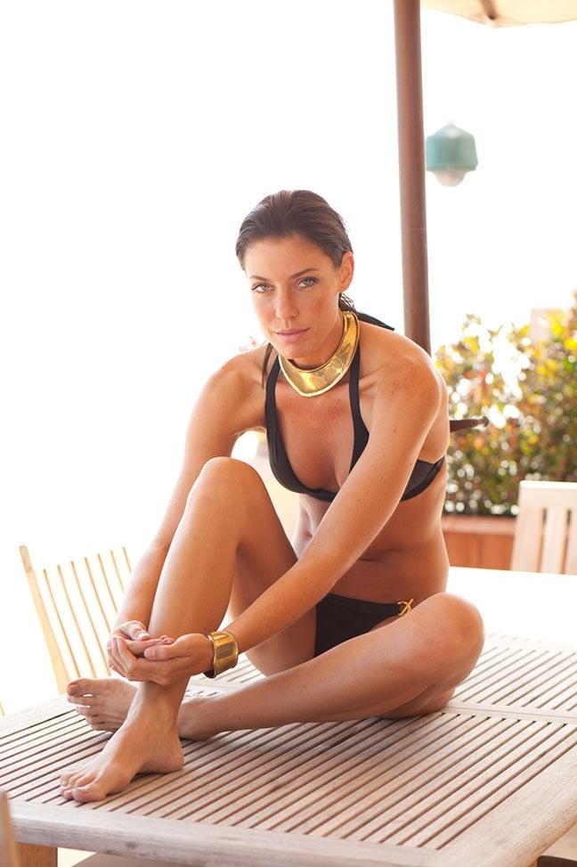 Amanda Kimmel tits
