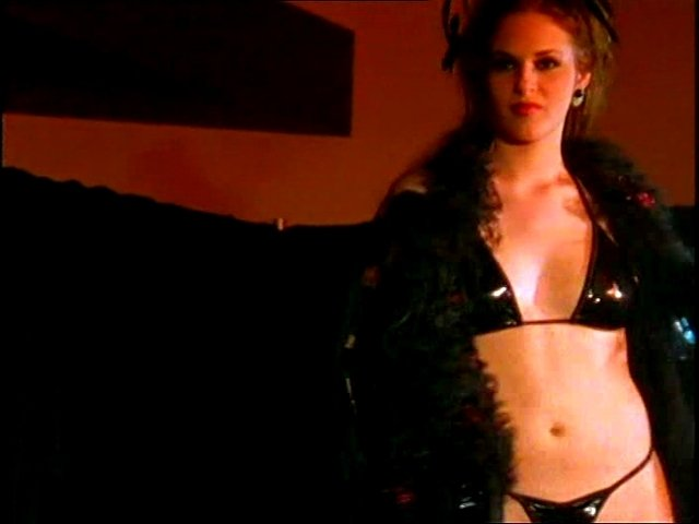 Amanda Righetti pussy pic
