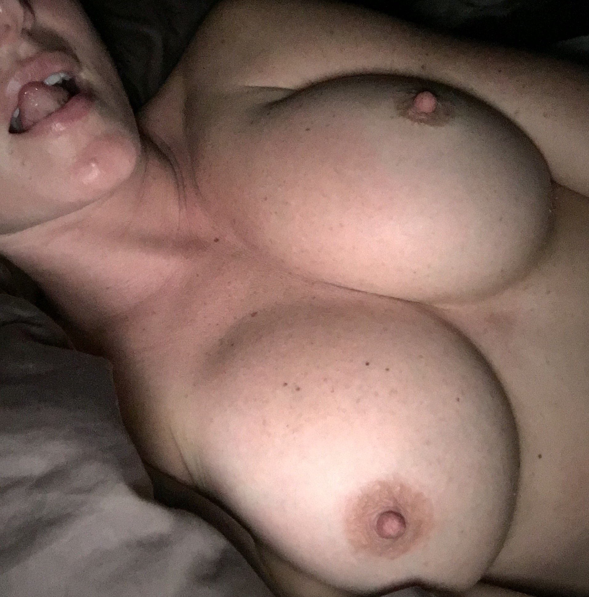 Amber Nichole naked boobs