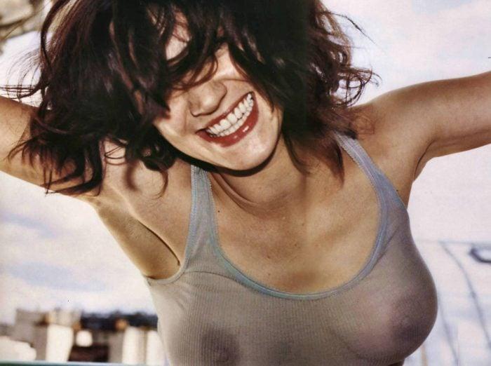 Asia Argento big boobs