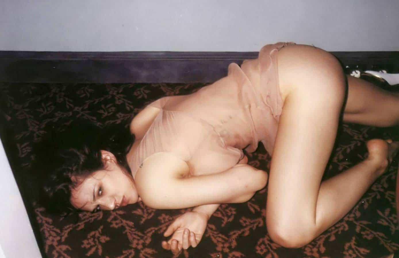 Asia Argento booty