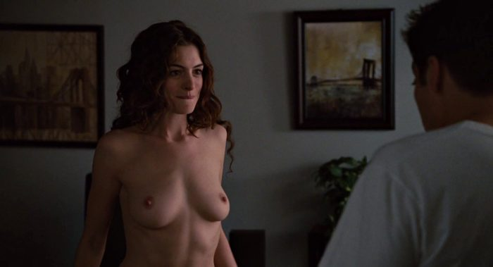 Anne Hathaway leaked nude