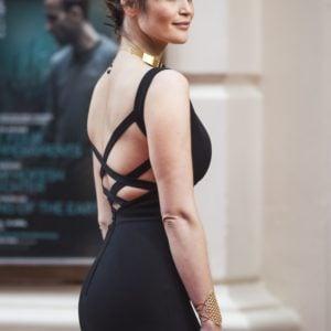 Gemma Arterton booty