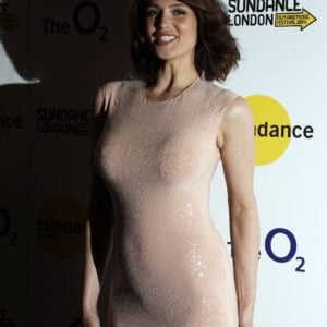 Gemma Arterton tight dress